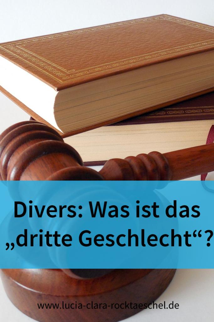 Divers: Was ist das dritte Geschlecht?