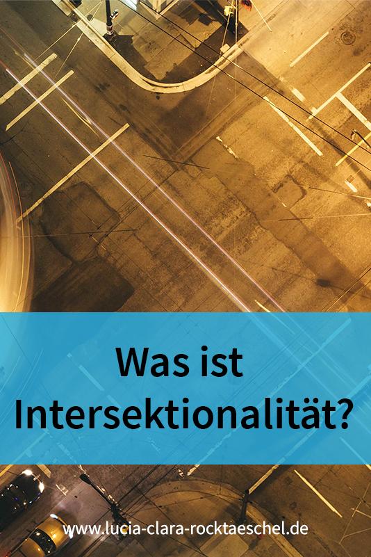Was ist Intersektionalität?